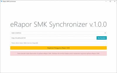 Rilis e-Rapor SMK Versi 5.1.1