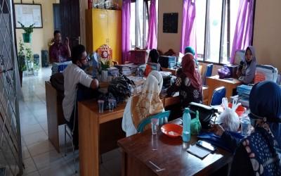 Rapat Kerja Tahun 2021 SMK Negeri 3 SIGI